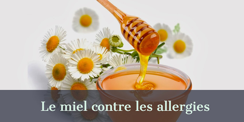 miel et allergies