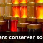 conservation miel