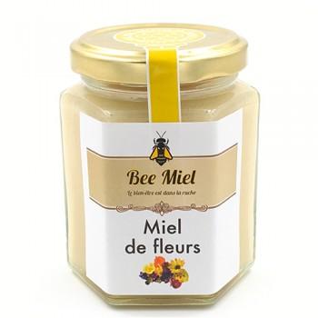 pot 230g miel fleurs de france