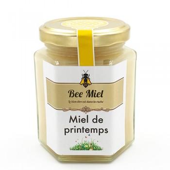 pot 230g miel de printemps de france